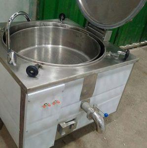 دیگ مکانیزه پخت برنج و خورشت