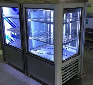 یخچال کافی شاپ